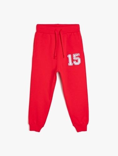 Koton Kids Sweatpant Kırmızı